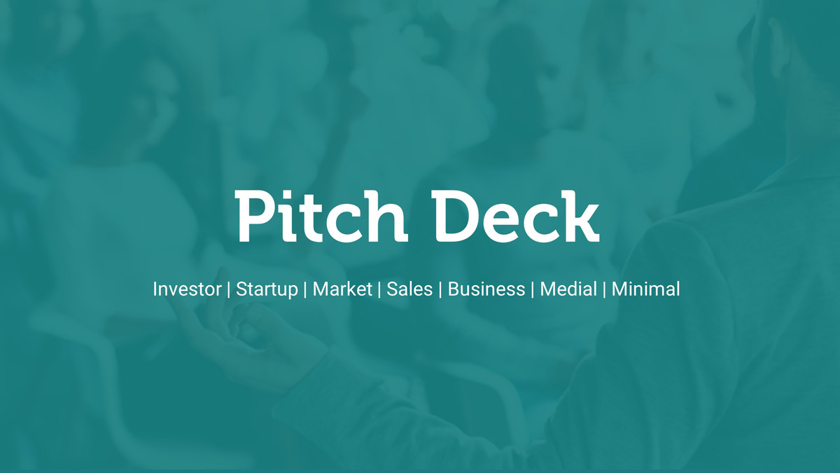 pitch deck introduction